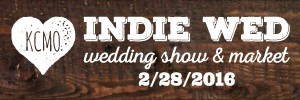 2016 Indie Wed Kansas City Logo