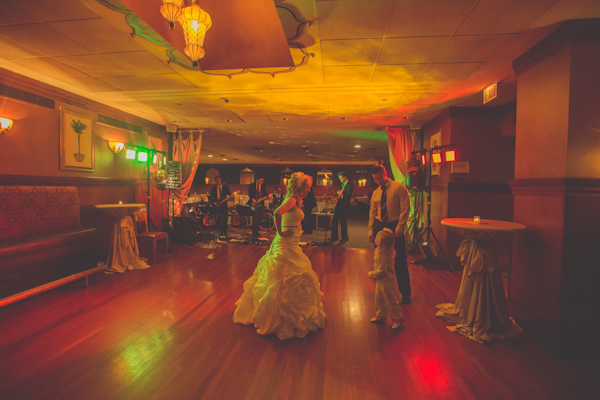 Indie Wed blog - We, Unity Candle band - Photography by Kristin LaVoie Photography